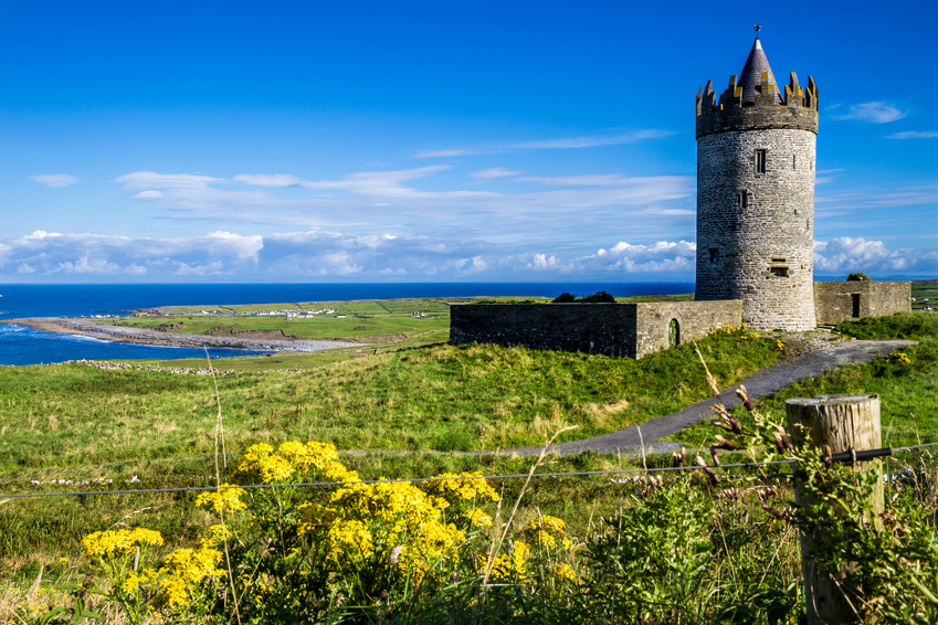 best irish castles