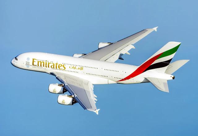 Emirates, Airbus A380 - E6-EOO