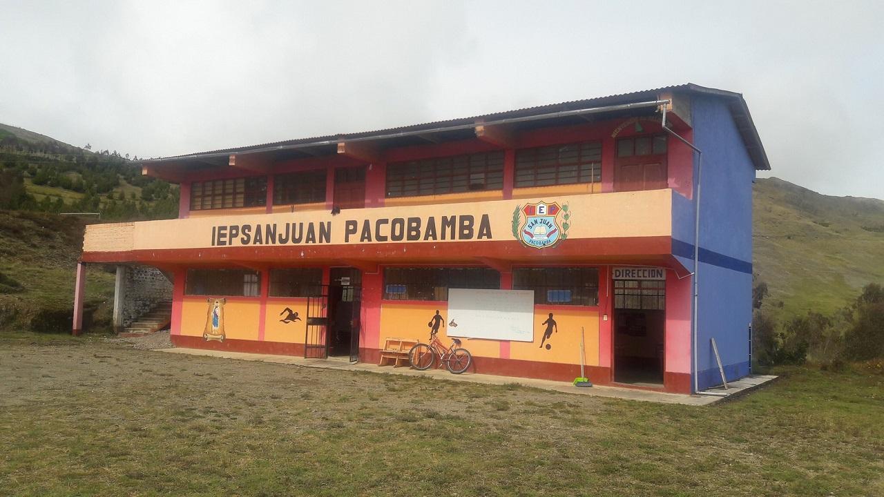 Colegio SAN JUAN - Pacobamba