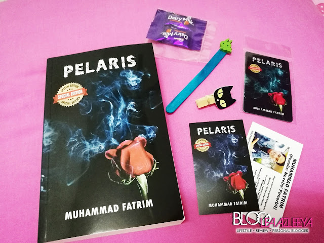 pelaris, muhammad fatrim, novel seram,
