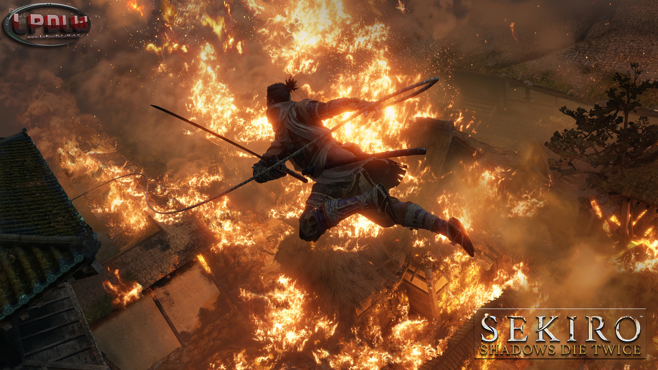 Sekiro Shadows Die Twice (PC GAME)-(2019)