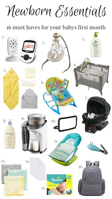 Senarai Keperluan Persiapan Ibu dan Bayi Bersalin dan Berpantang