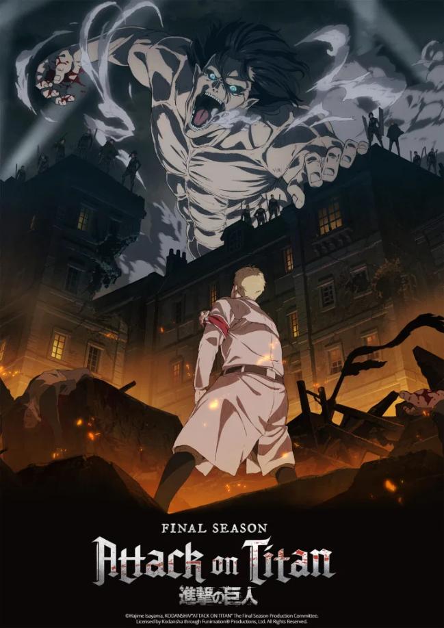 أنمي Attack on Titan الموسم الرابع – الحلقة 9
