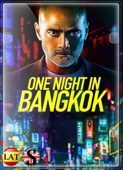 One Night in Bangkok (2020) WEB-DL 1080P LATINO/INGLES