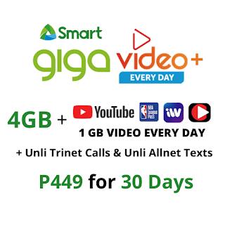 Giga Video+ 449