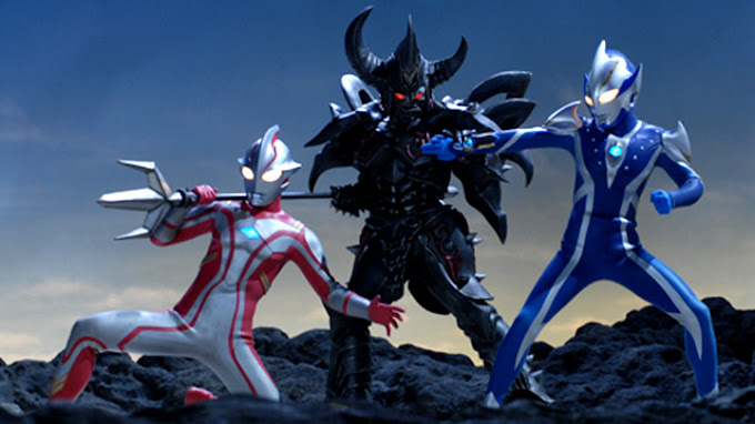 Ultraman Mebius Side Story: Armored Darkness Subtitle Indonesia