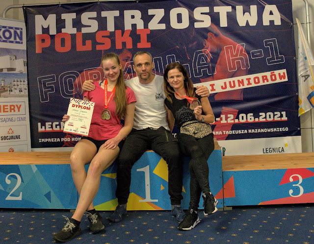 PZKB,sport,kickboxing,K-1,Legnica,Mistrzostwa,HannaWysocka