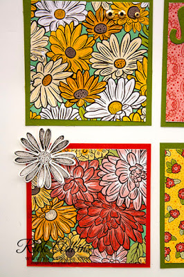 ornate garden specialty designer series paper, daisy lane bundle, rick adkins, stampin up