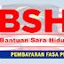 Pembayaran Bantuan Sara Hidup (BSH) Fasa Pertama