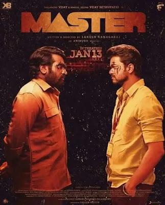 Master Movie Download In Hindi Dubbed Filmyzilla, Jio Rockers, Kuttymovies