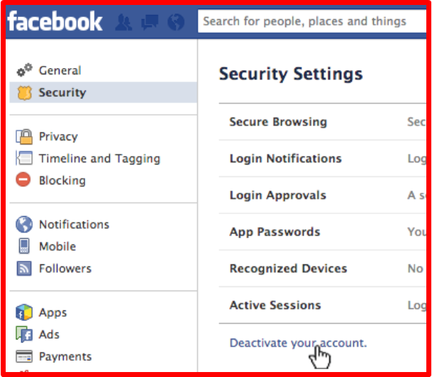 If you deactivate your facebook can you reactivate it again