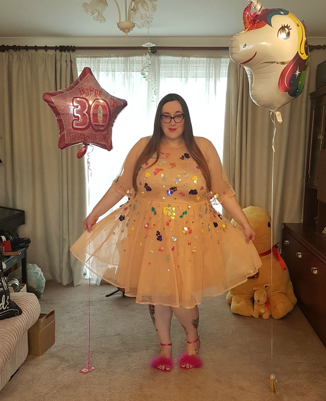 00940b2e855 ASOS Curve Occasion dresses review - Does My Blog Make Me Look Fat