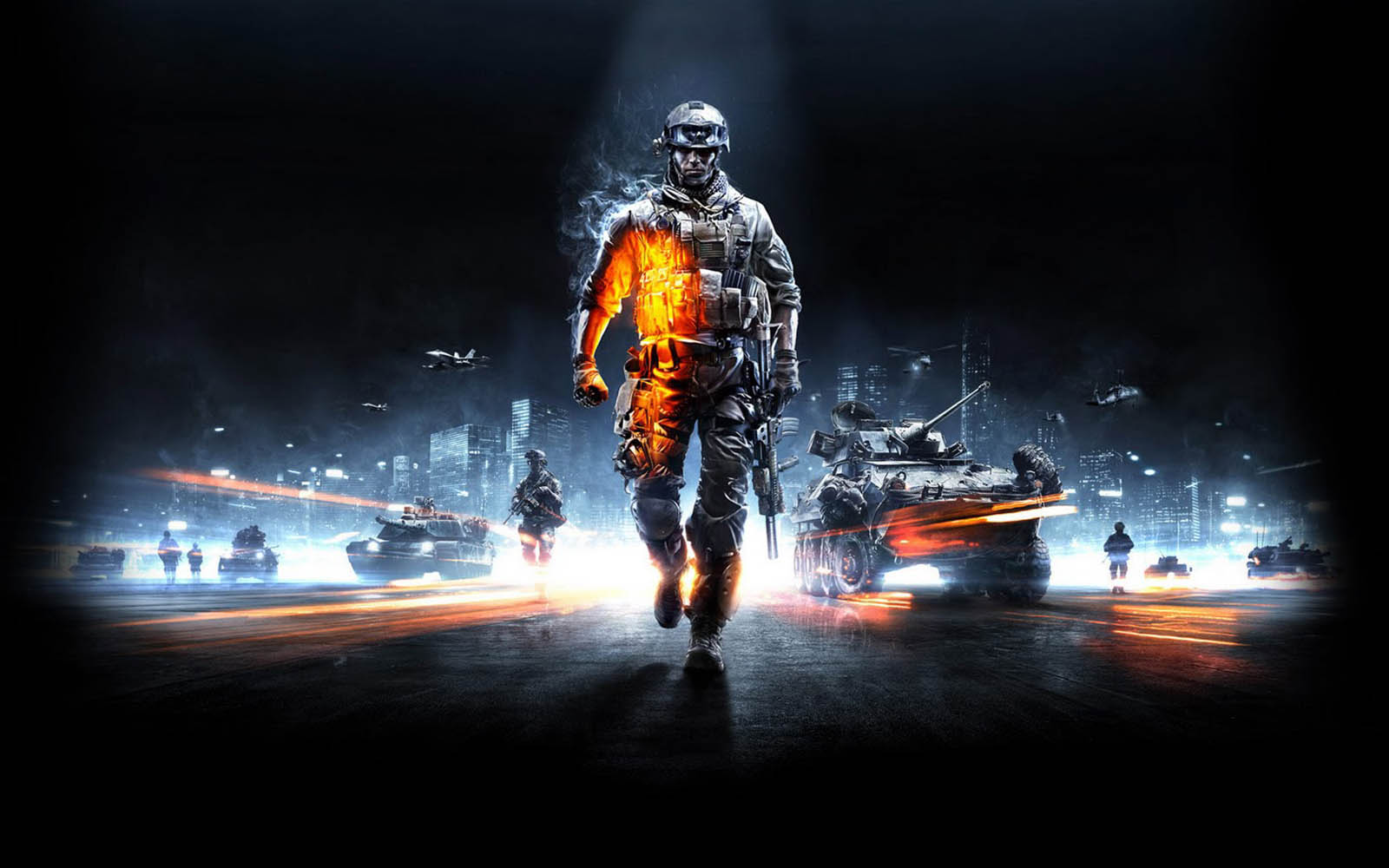 10 New Gaming Wallpaper Hd 1920x1080 Full Hd 1080p For Pc: Wallpapers: Battlefield 3 Game Desktop Wallpapers