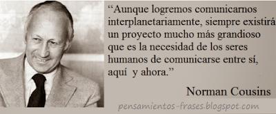 frases de Norman Cousins
