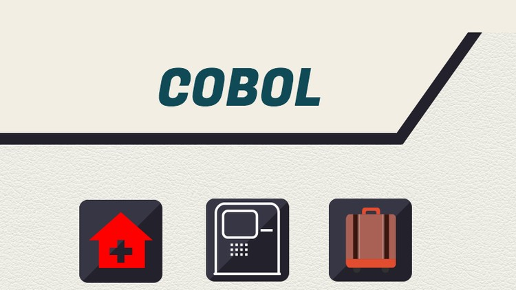 COBOL Programming Fundamentals in easy and practical way - Udemy course