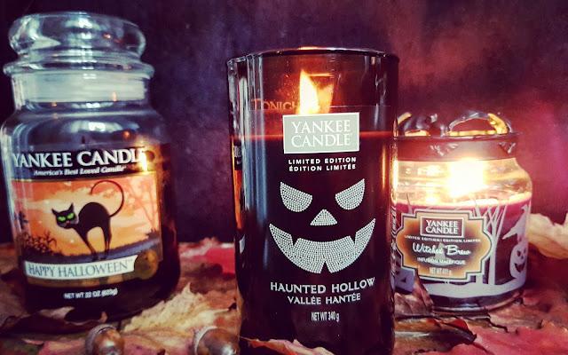 Halloweenowe Yankee Candle - moja pełna kolekcja i duuużo zdjęć! - Czytaj więcej »