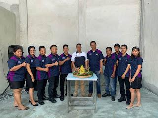 Team ATM Service dan King Of Spare Part Kitchen & Laundry Equipment Denpasar