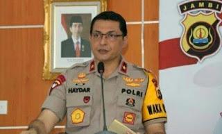Irjen Pol. Drs. Ahmad Haydar Kapolda Aceh Yang Baru: Ini Profilnya