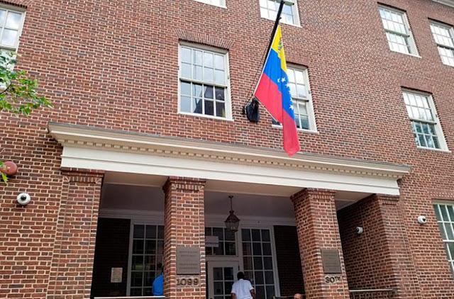 """MUNDO: Embajada de Venezuela ante los EEUU procesará y emitirá """"Cartas de No Objeción"""" a partir del miércoles 19F"""