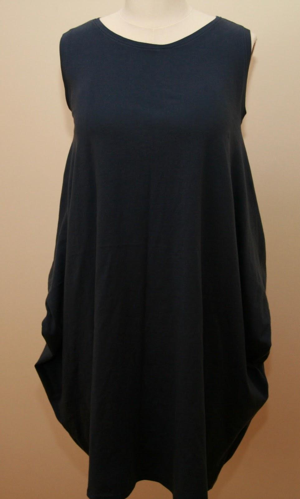 K Line Finished Object Kielo Wrap Dress Wearable Muslin