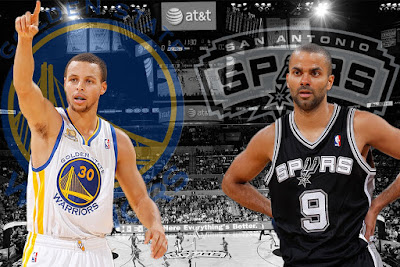 NBA San Antonio Spurs vs Golden State Warriors Live stream, Telecast, Live Score & Highlights (2016-2017 Season) Details
