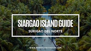 Siargao Island Guide