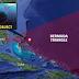 Descubren objeto de 1 km de diámetro que podría ser un OVNI sumergido en el Triángulo de las Bermudas .