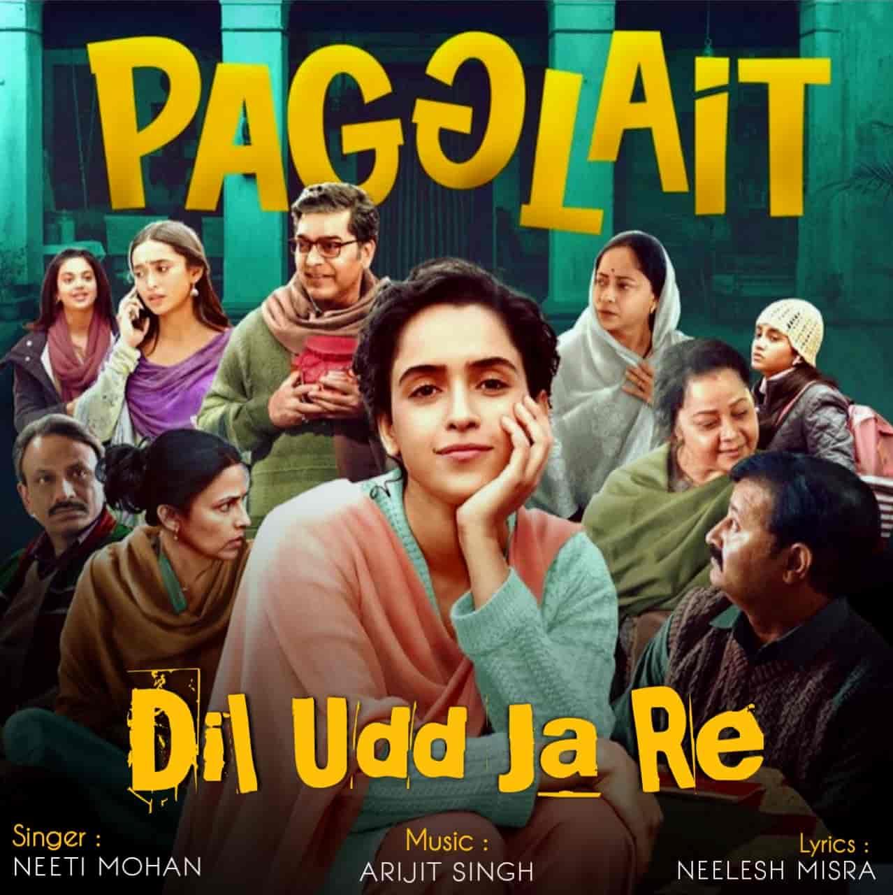 Dil Udd Ja Re Hindi Song Lyrics Pagglait