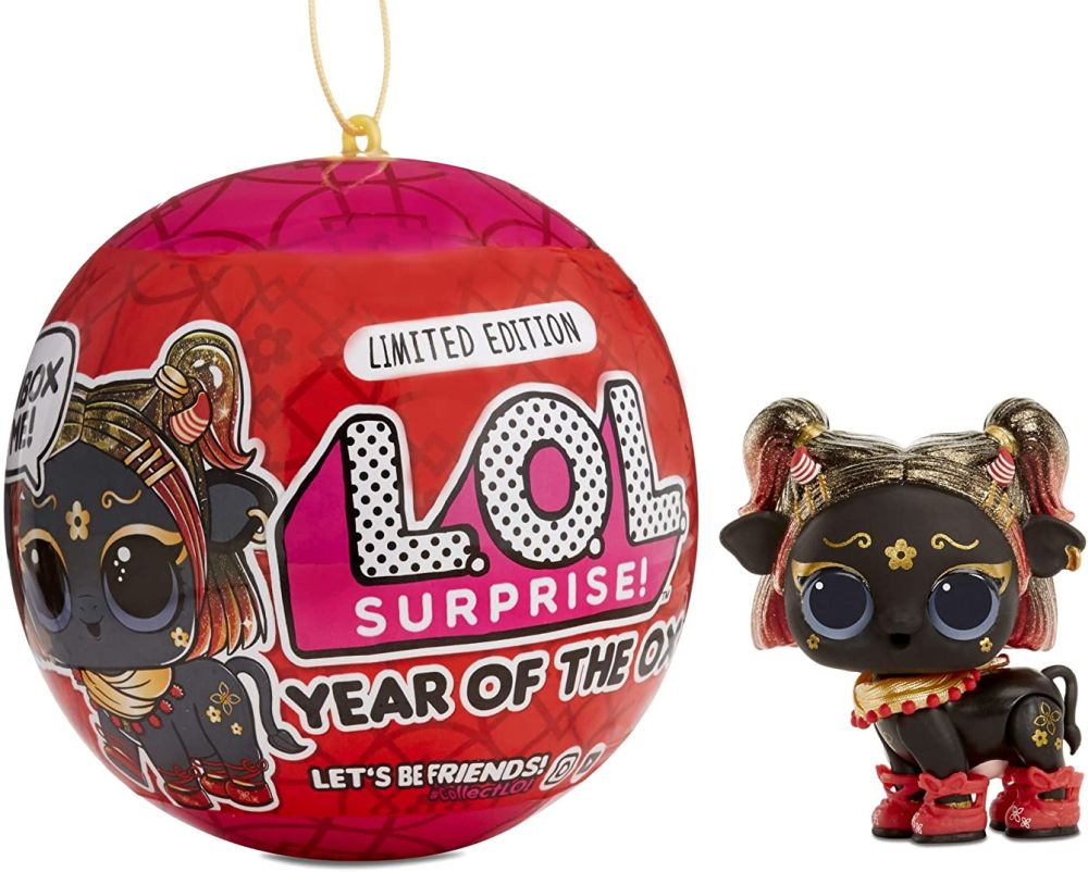 Питомец L.O.L. Surprise Year of The Golden Ox Pet