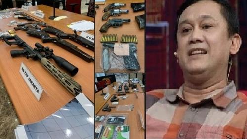 Terinspirasi Taliban, JI di Indonesia Bergerak, DS: Ngeri, ya? Hajar, Pak Pol!