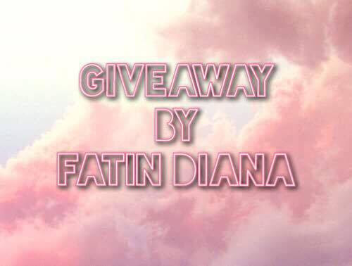 Giveaway by FatinDiana