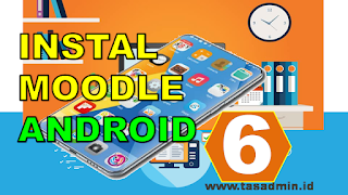 cara instal moodle versi android