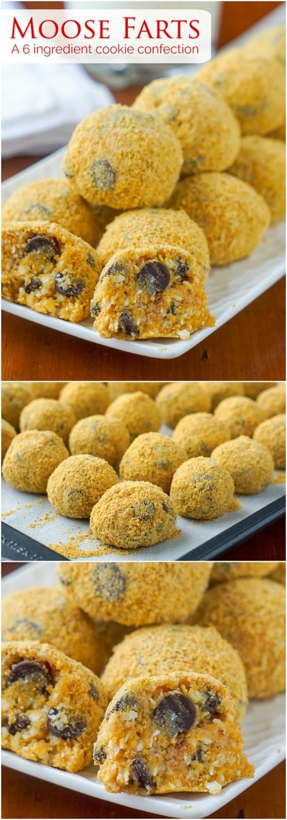 MOOSE FARTS #cookies #cookierecipes #easycookierecipes #moose #farts