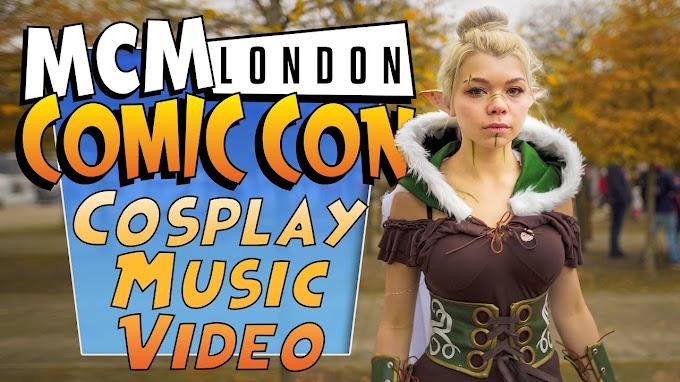 Digital Genki presenta su video cosplay de MCM London Comic con.