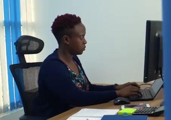 working remotely in Nairobi