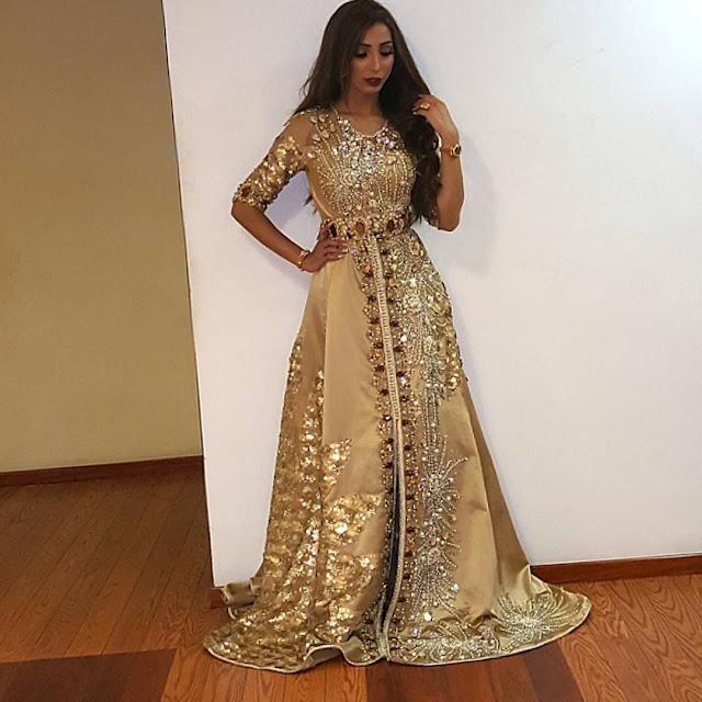 Takchita Caftan 2018 Haute Couture