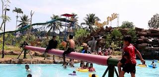 ontario lake santasea waterpark