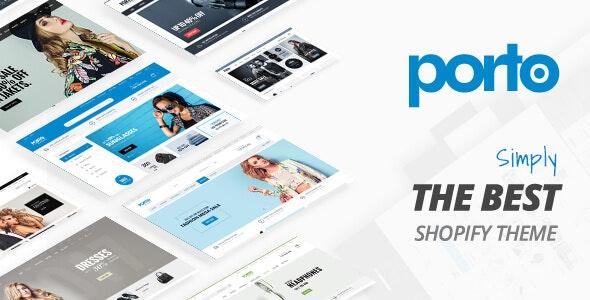 Porto Responsive WordPress Woocommerce Theme