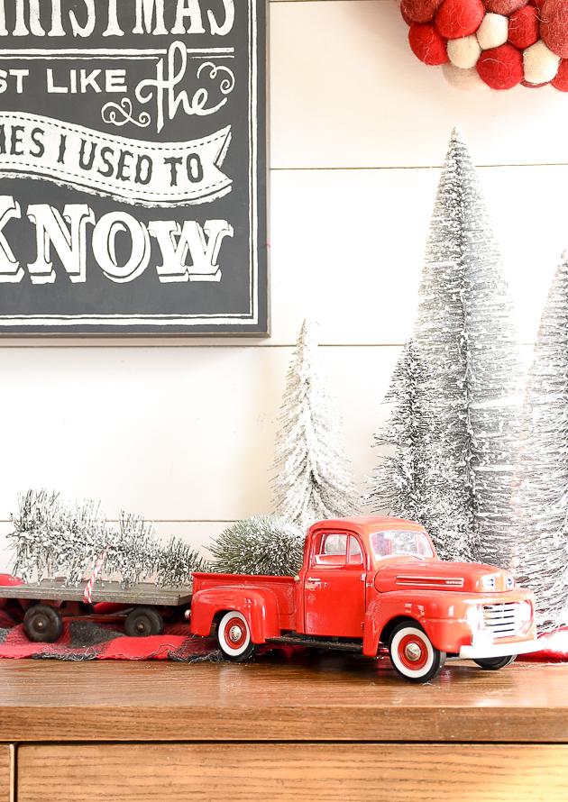 Christmas decor, Christmas, Gallery wall, Modern Farmhouse,