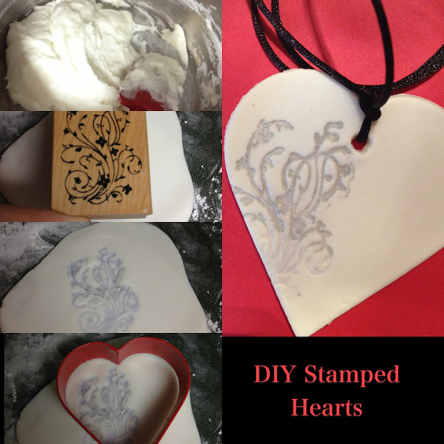 craft valentine's day hearts