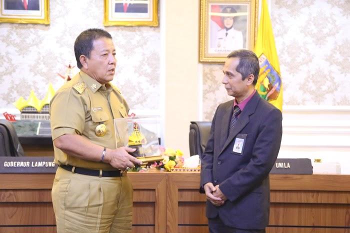 Gubernur Arinal akan Libatkan Unila dalam Peningkatan Pembangunan di Berbagai Sektor