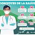 Convoyes de la Salud y para Pueblos Indígenas, desplegados en 7 municipios