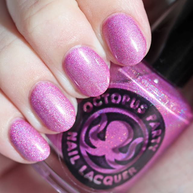 Octopus Party Nail Lacquer Chick Habit