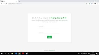 source code aplikasi keuangan gratis