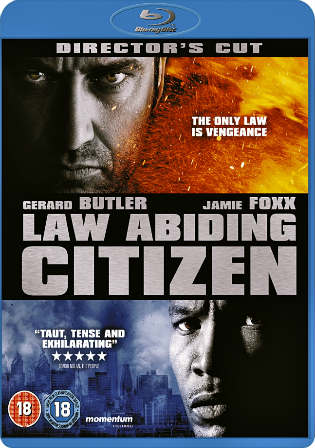 Law Abiding Citizen 2009 BRRip 400MB UNRATED Hindi Dual Audio 480p Watch Online Full Movie Download bolly4u