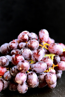 The benefits of grapes for skin