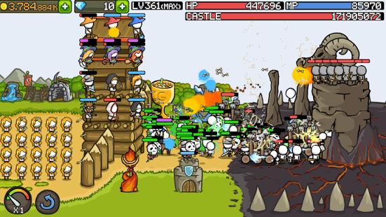 Download Grow Castle Mod Apk Unlimited Money Update Terbaru