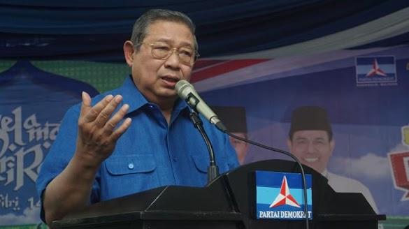 SBY Tutup Buku dengan Jokowi dan Buka Lembaran Baru untuk Prabowo