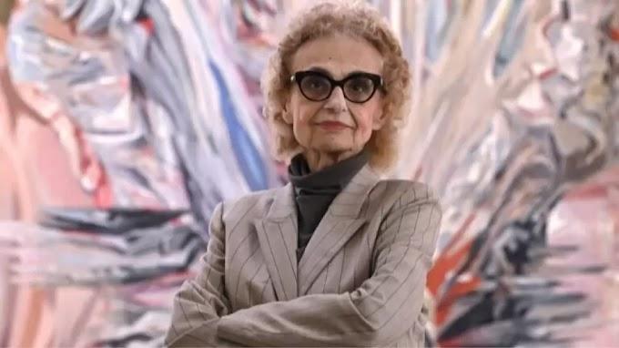 Elhunyt Tamás Klára képzőművész