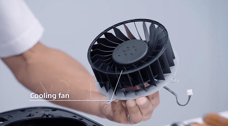 HUGE cooling fans